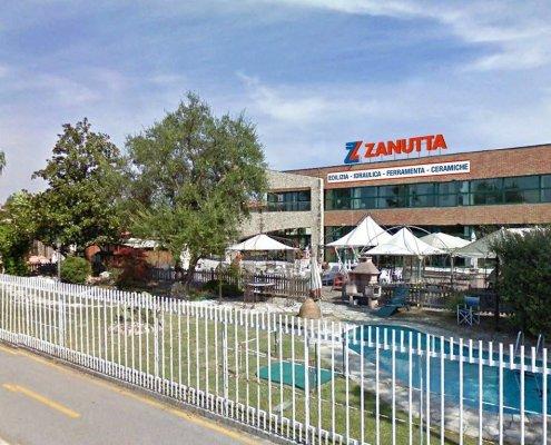 Punto vendita Zanutta di Cervignano del Friuli
