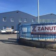 Punto vendita Zanutta di Padova - Arredobagno, edilizia e ferramenta
