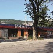 Punto vendita Zanutta di Trieste