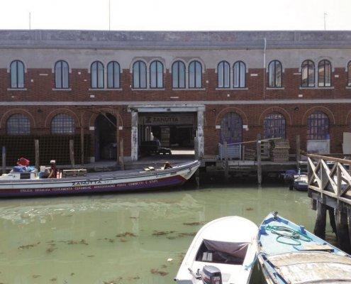 Punto vendita Zanutta di Venezia Cannaregio